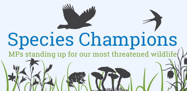 Species and Champions Logo
